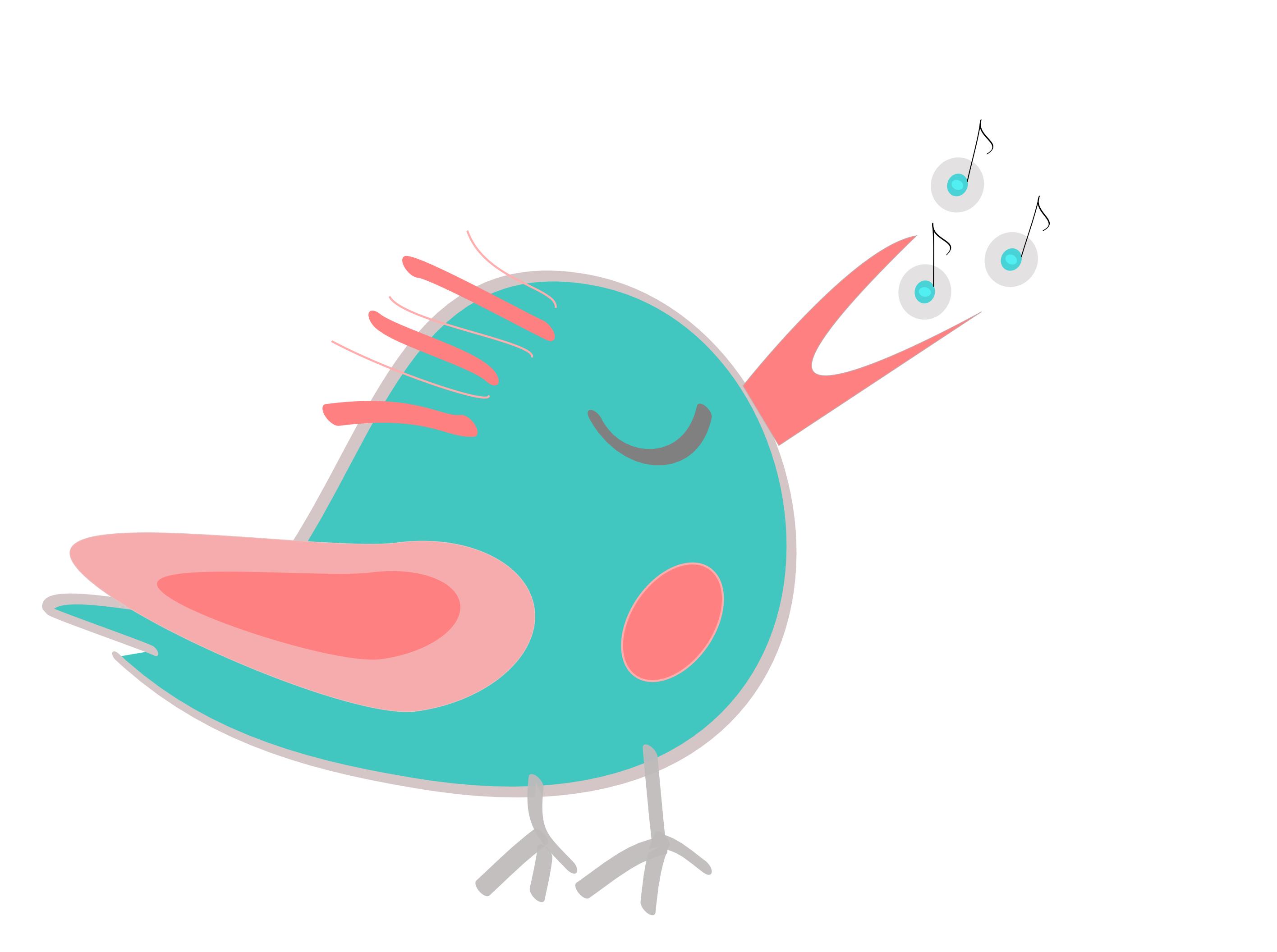 """Die """"Singing Birds"""""""